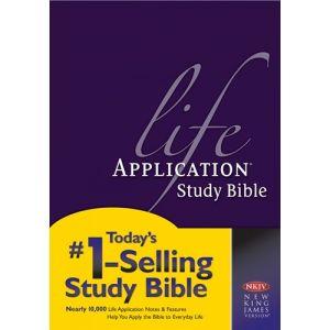 NKJV Tyndale Life Application Study Bible, Hardcover