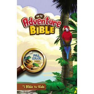NKJV ZonderKidz Adventure Bible, Hardcover