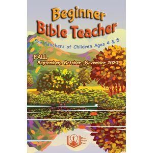 Beginner Bible Teacher Fall Quarter 2020