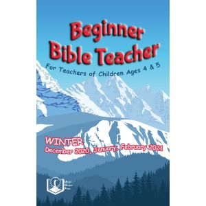 Beginner Bible Teacher Winter Quarter 2020-21