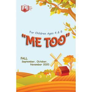 """""""Me Too"""" Fall Quarter 2020"""