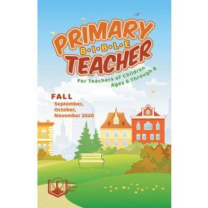 Primary Bible Teacher Fall Quarter 2020