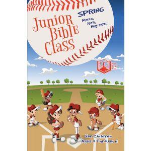 Junior Bible Class Spring Quarter 2021