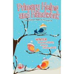 Primary Helps and Handwork Winter Quarter 2020-21