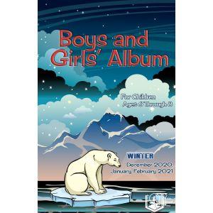 Boys and Girls' Album Winter Quarter 2020-21