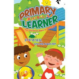 Primary Bible Learner Summer Quarter 2021