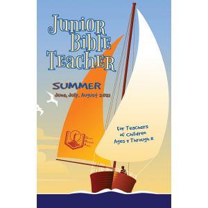 Junior Bible Teacher Summer Quarter 2021