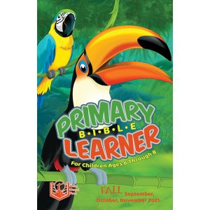 Primary Bible Learner Fall Quarter 2021
