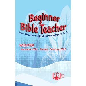 Beginner Bible Teacher Winter Quarter 2021-22