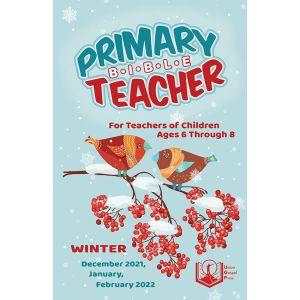 Primary Bible Teacher Winter Quarter 2021-22