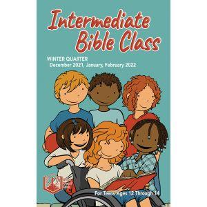 Intermediate Bible Class Winter Quarter 2021-22