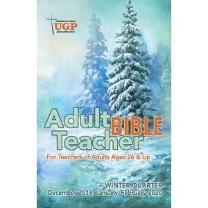 Adult Bible Teacher Winter Quarter 2019-20