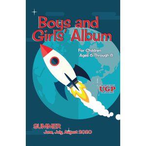 Boys and Girls' Album Summer Quarter 2020