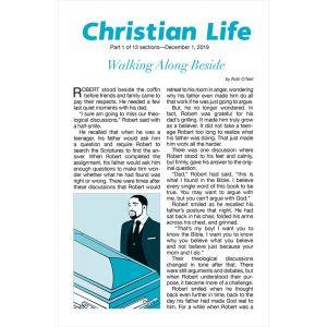 Christian Life Winter Quarter 2019-20