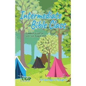 Intermediate Bible Class Summer Quarter 2020