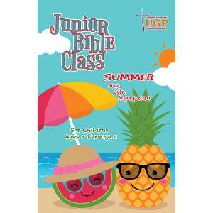 Junior Bible Class Summer Quarter 2020