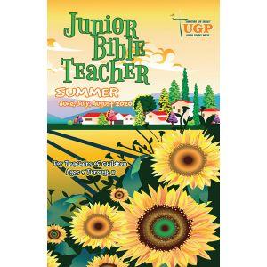 Junior Bible Teacher Summer Quarter 2020