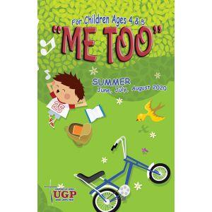 """""""Me Too"""" Summer Quarter 2020"""