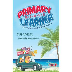 Primary Bible Learner Summer Quarter 2020