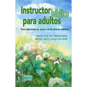 Adult Bible Teacher Spanish Edition Spring Quarter 2020