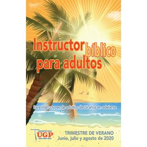 Adult Bible Teacher Spanish Edition Summer Quarter 2020