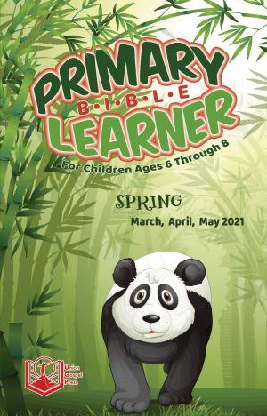 Primary Bible Learner Spring Quarter 2021