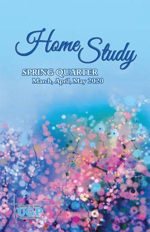 Home Study Spring Quarter 2020
