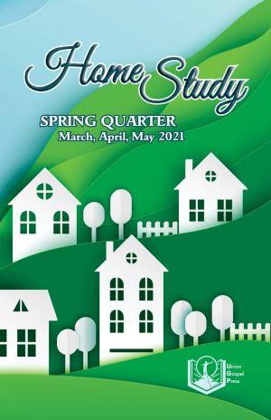 Home Study Spring Quarter 2021