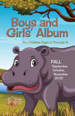 Boys and Girls' Album Fall Quarter 2021