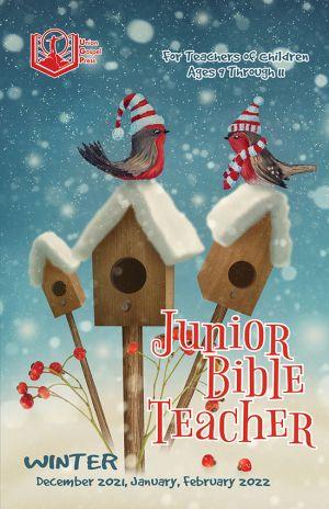 Junior Bible Teacher Winter Quarter 2021-22