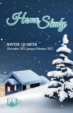 Home Study Winter Quarter 2021-22