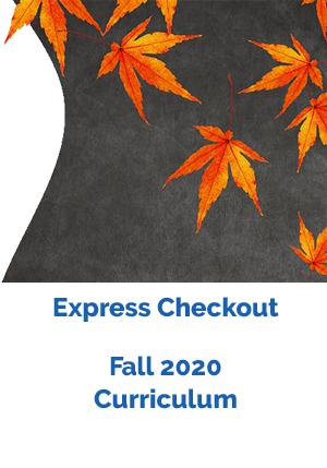 Express Checkout - Fall 2020 Curriculum
