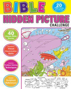 Bible Hidden Picture Challenge